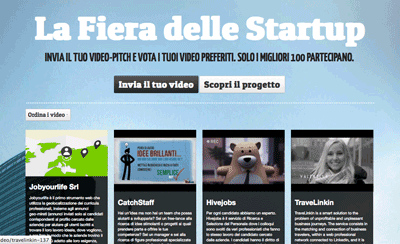 Fiera delle start up